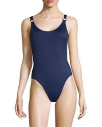 Solid & Striped - Blue Stella One-piece Swimsuit - Lyst