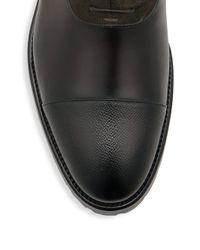 Sutor Mantellassi - Black Stark Parigi Leather Boots for Men - Lyst