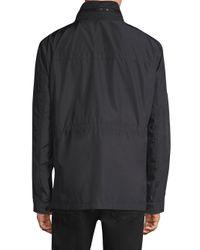 Strellson - Black Flap-pocket Jacket for Men - Lyst