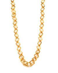 Stephanie Kantis - Metallic Element Necklace Chain/42 - Lyst