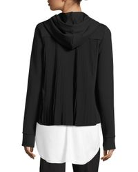 Vimmia - Black Fly Away Hooded Jacket - Lyst