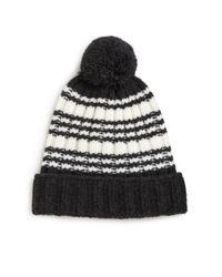 Gucci - Black Ghira Wool Pom-pom Hat for Men - Lyst