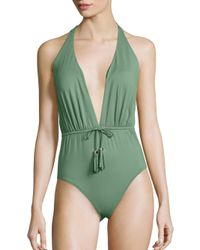 Lazul | Green Caius Phoenix One-piece Swimsuit | Lyst