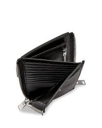 Alexander Wang - Black Riot Leather Bifold Wallet - Lyst