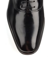 Ferragamo - Black Fedele Oxfords for Men - Lyst
