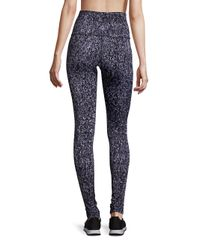 Beyond Yoga - Blue High-waist Leggings - Lyst