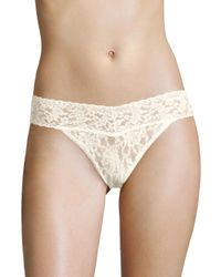 Hanky Panky - White Signature Lace Vikini Brief - Lyst