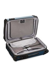 Tumi - Men's Tegra Lite Max International 4 Wheeled Carry-on Suitcase - Blue for Men - Lyst