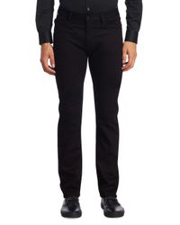 Armani | Blue Aj Slim-fit Dark Jeans for Men | Lyst