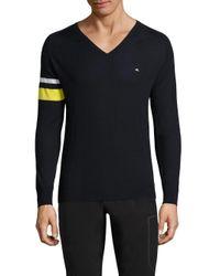 J.Lindeberg - Blue Kristoffer Sweater for Men - Lyst