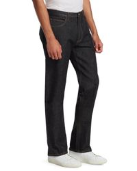 Loro Piana - Blue Classic Dark Relaxed Jeans for Men - Lyst