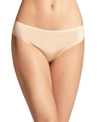Chantelle - Natural Invisible Seamless Thong - Lyst