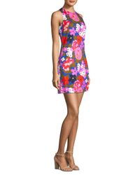Trina Turk - Multicolor Cosme Sleeveless Dress - Lyst