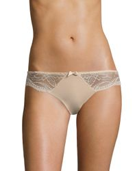Simone Perele - Multicolor Eden Low-rise Lace Insert Brief - Lyst
