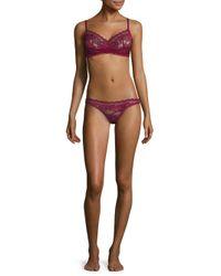 Stella McCartney | Multicolor Suzie Doting Bikini Bottom | Lyst