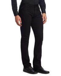 Armani - Blue Aj Slim-fit Dark Jeans for Men - Lyst