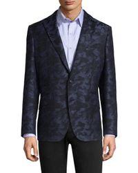 Robert Graham - Blue Portgain Sportcoat for Men - Lyst