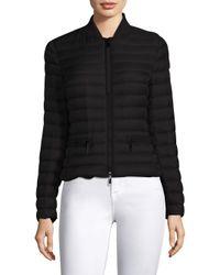 Moncler - Black Blen Puffer Jacket - Lyst