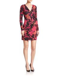 Diane von Furstenberg - Multicolor Brighton Strapless Printed Dress - Lyst