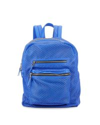 Ash | Multicolor Danica Perforated Leather Backpack | Lyst
