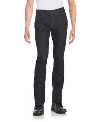 J Brand   Blue Kane Slim-fit Pants for Men   Lyst