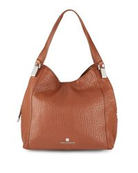 Vince Camuto | Brown Riley Medium Leather Tote | Lyst