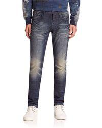 PRPS   Blue Windsor Slim Fit Jeans for Men   Lyst
