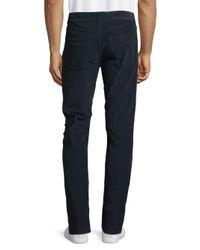 Loro Piana | Blue Tasche Corduroy Jeans for Men | Lyst