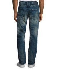 PRPS   Blue Straight-fit Jeans for Men   Lyst
