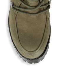 Seychelles - Green Transport Leather Boots - Lyst