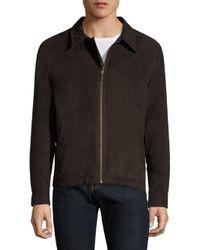 Rainforest - Black Stephens Micros Jacket for Men - Lyst
