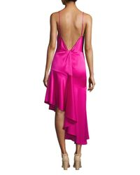 Misha Collection - Pink Madelyn Dress - Lyst