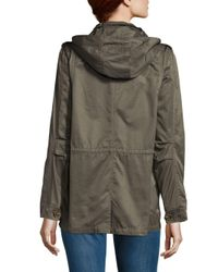 Joie - Multicolor Cotton-blend Utility Jacket - Lyst