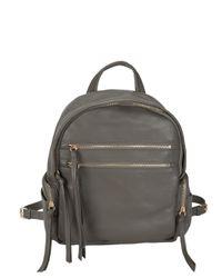 Kooba - Multicolor Tassel Leather Backpack - Lyst