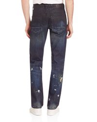 PRPS - Blue Barracuda Straight Leg Jeans for Men - Lyst