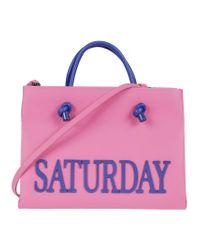 Alberta Ferretti - Multicolor Shopping Bag - Lyst