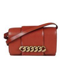 Givenchy - Red Infinity Sm Flap Bag - Lyst