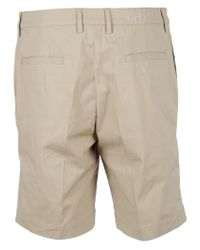 KENZO - Natural Shorts for Men - Lyst