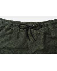 "Saturdays NYC - Green Timothy 4"" Swim Short for Men - Lyst"