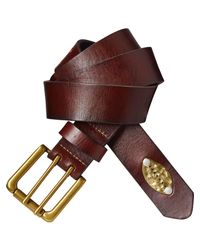 Scotch & Soda | Brown Leather Belt for Men | Lyst