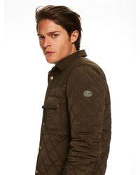 Scotch & Soda - Multicolor Combined Field Jacket for Men - Lyst