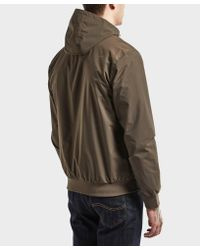 Fred Perry - Multicolor Brentham Lightweight Jacket - Exclusive for Men - Lyst