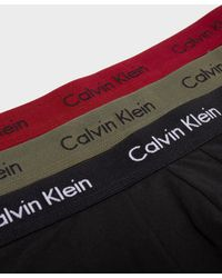 CALVIN KLEIN 205W39NYC - Multicolor 3-pack Boxer Shorts for Men - Lyst