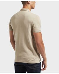 Lyle & Scott - Multicolor Pique Short Sleeve Polo Shirt for Men - Lyst