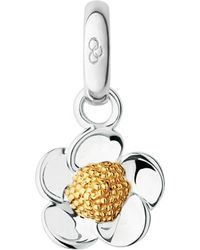 Links of London - Metallic Buttercup Sterling Silver Charm - Lyst