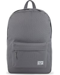Herschel Supply Co. - Gray Classic Canvas Backpack for Men - Lyst