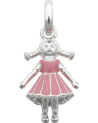 Links of London - Metallic Girl Charm - Lyst