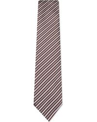 Ermenegildo Zegna | Multicolor Geometric Pattern Silk Tie for Men | Lyst