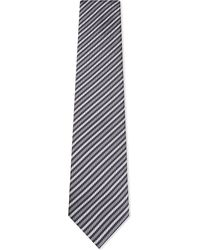 Ermenegildo Zegna | Blue Geometric Pattern Silk Tie for Men | Lyst