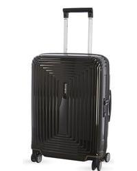 Samsonite - Black Neopulse Four-wheel Spinner Suitcase 55cm for Men - Lyst